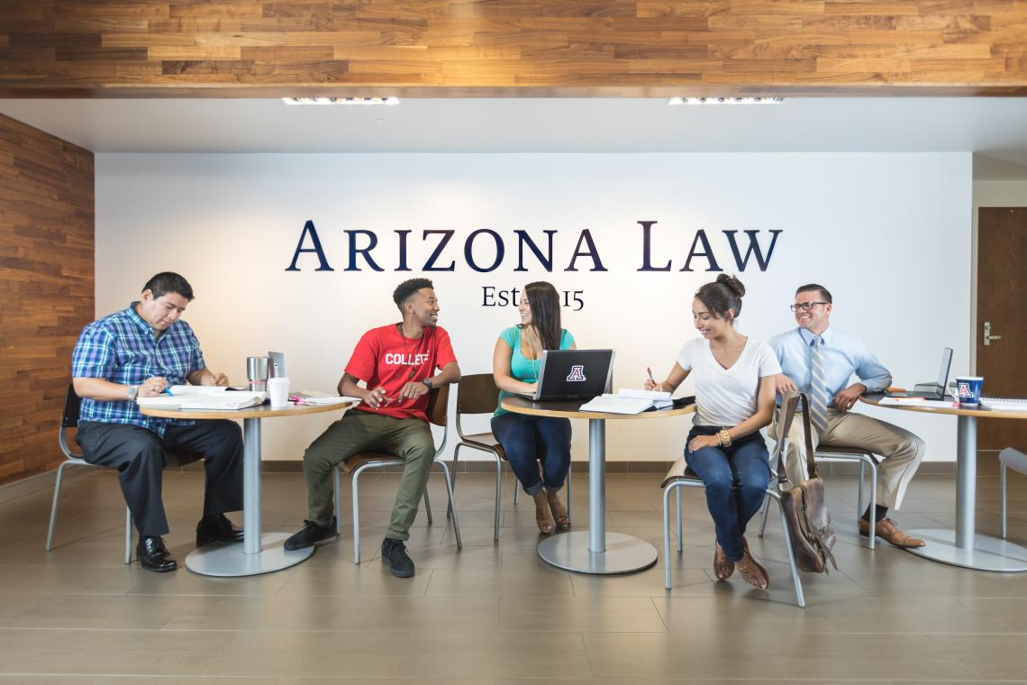 The University of Arizona James E. Rogers College of Law is one of the world's leading law schools, with over a 100-year history of graduating successful lawyers.